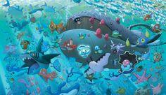 Water pokémons!