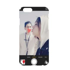 MIKOREA: iphone picture style of phone case
