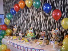 #BabyTV Party #Cumpleaños #Bautismo