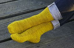 Ravelry: Rye pattern by tincanknits - free sock pattern for sizes baby - adult large