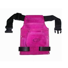 Pink Tool Pouch $9.95