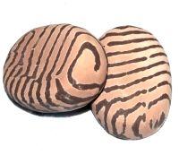 Zebra Stone Massage Stones