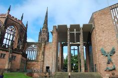 Coventry Cathedral   Cross of Nails   Coventry Travel