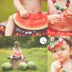 Watermelon photo session. #charleelifestylephotography #childrensphotography #lifestylephotography
