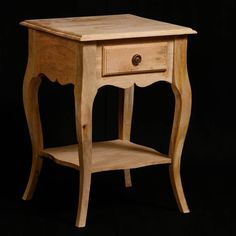 Bedroom Tuvan Bedside Table The Dormy House Projects - Old fashioned side table