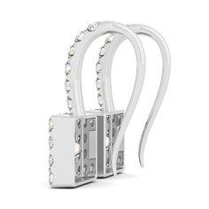 STYLE# 40842-1 - Halo - Earrings