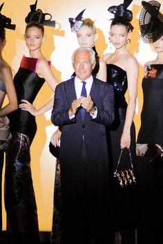 Armani Privé Fall 2011 Couture Fashion Show - Giorgio Armani