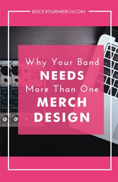 Are you carting the same old merch design to every one of your shows? Try this instead ...  It's no secret that selling merch is key to turning a profit as a band.  With album profits dwindling in the age of streaming music, if you don't have a merch line, your band doesn't have any real way to make money. Merch allows your fans to invest in your band while giving them something kickass to wear around town as they spread your name.