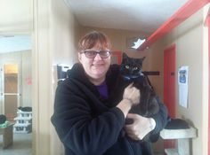Inka is going to his forever home with . . .