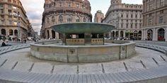 Offerte lavoro Genova Sono in corso i lavori per installare le nuove luci in corrispondenza di ciascun zampillo #Liguria #Genova #operatori #animatori #rappresentanti #tecnico #informatico Per i suoi 80 anni la fontana di De Ferrari s'illumina con i led