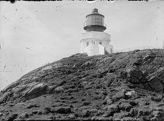 Svinøy lighthouse by Fylkesarkivet i Sogn og Fjordane, via Flickr