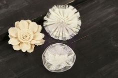 Tessitura - Fabric Flowers - Flowers - Products - Shop Products - Store