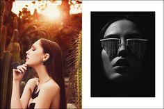 INSTITUE Magazine by Andrea D'Aquino, via Behance