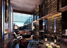 The Chedi Andermatt Hotel, Switzerland