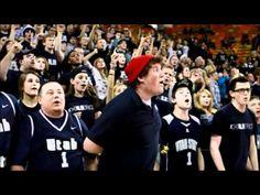 """Utah State University (USU) Students """"I Believe"""" Chant"""