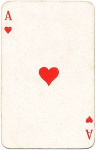 Playing Card Heart 9 Harten Kloor Wikipedia Cartas