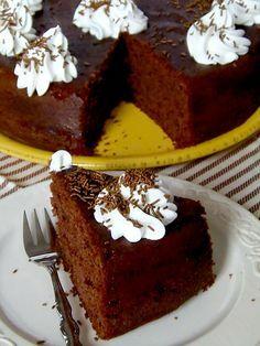 TORTA NUTELLA | Pane http://blog.giallozafferano.it/ricettepanedolci/torta-nutella-panecioccolatoblog/