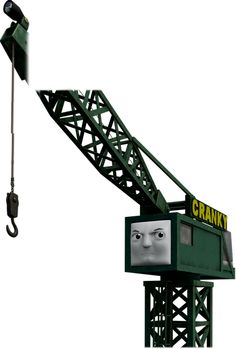 Thomas & Friends Cranky The Crane Thomas And Friends Engines, Thomas And His Friends, Standard Gauge, Friend Book, Toy Trains, Baby Room Design, Thomas The Tank, Character Profile, Grandchildren