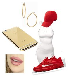"""""""@dezja"""" by justice-idds ❤ liked on Polyvore featuring Doublju, Leith, Keds, Bony Levy and Goldgenie"""