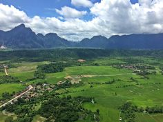 Vang Vieng is an idyllic town in Laos located between Luang Prabang and Vientiane. Its most famous attraction is the Blue Lagoon, but did you know about these other incredible natural caves, waterfalls, mountains and lagoons in the area?