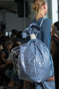 Ports 1961 Spring 2017: going more on stripes