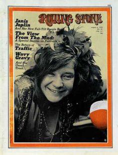 Rolling Stone - Janis Joplin