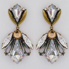 Art Deco   Great Gatsby earrings
