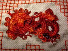 Casalguidi embroidery @Brenda Myers Scarman Embroidery