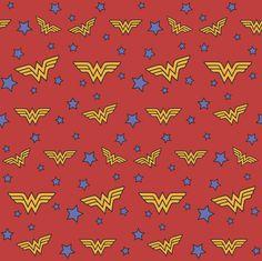 Vintage Wonder Woman  fabric by creativefiasco on Spoonflower - custom fabric