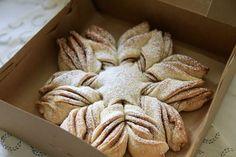 New Holiday Baking Ideas! Christmas Star Bread & Easy Homemade Gifts | Jenny Steffens Hobick | Bloglovin'