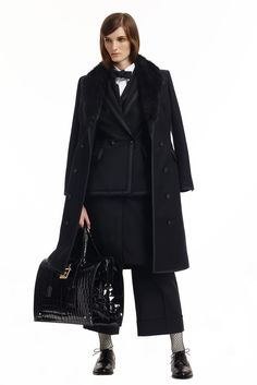 Thom Browne - Pre-Fall 2015 - Look 26 of 26  #ThomBrowne