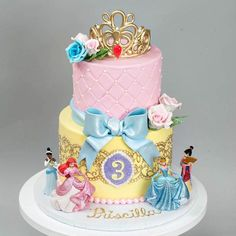 Exclusive Photo of Disney Princess Birthday Cakes Disney Princess Birthday C. Exclusive Photo of Disney Princess Birthday Cakes Disney Princess Birthday Cakes Kids Birthday Birthday Cakes Girls Kids, Disney Princess Birthday Cakes, 3rd Birthday Cakes, Disney Birthday, Princess Cake Disney, 4th Birthday, Princess Theme Cake, Disney Themed Cakes, Disney Cakes