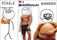 Difference Between Married Man Single Man and Man In Relationship