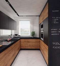 Clean lines, contemporary style, great contrast