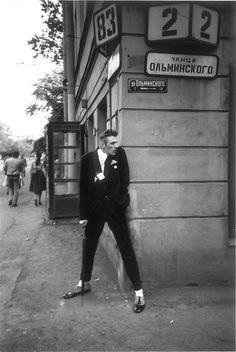 punk, anarchiste et dandy : l'autre visage de la russie des années 1980 | read | i-D