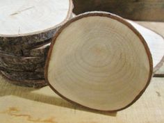 Rustic Wood Slice Tree Slice Wood Slice by DivineRusticCreation, $24.00