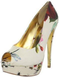 c5bf37ed999 ShopStyle  Ted Baker Women s Carlina Peep-Toe Pump Fab Shoes