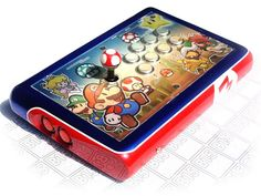 A SUPER cool MARIO arcade stick mod! - Team Hyperstick