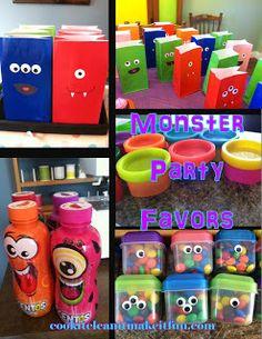 Cook It, Clean It, Make It Fun: Monster Party Finale: The Party Recap