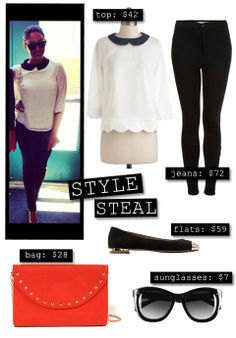 Black & White Style Steal Tamera Mowry