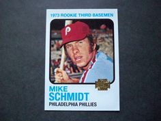 2001 Topps Archives #71 Mike Schmidt Phillies NM/MT