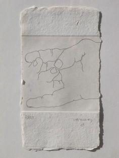 Incisione - Eduardo Chillida - Esku