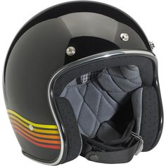 - Bonanza Helmet - LE Spectrum Black/Orange