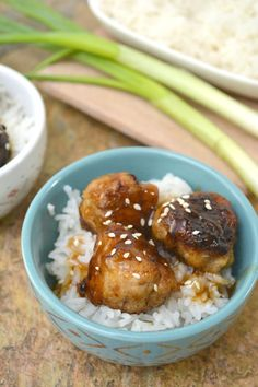 Teriyaki Honey Chick