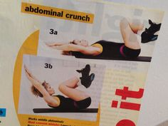 Abdominal exercise! #abworkout #Bunsofsteel #tamileewebb #AbsofSteel Buns Of Steel, Abdominal Exercises, Abs, Crunches, Belly Exercises, Abdominal Muscles, Fit Abs, Ab Exercises, Killer Abs