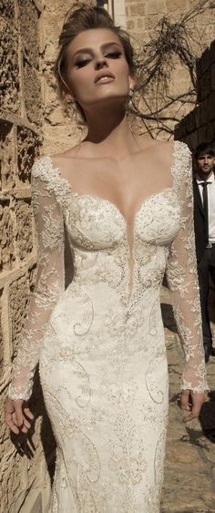 Galia Lahav Haute Couture featuring La Dolce Vita Collection
