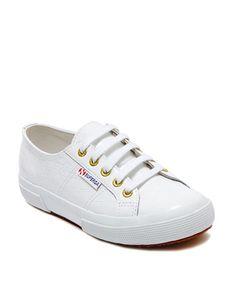 Superga Patent Croc Sneaker by ShoeMint.com, $140