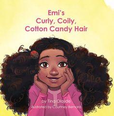 Emi tiene el pelo rizado, encrespado y algodonazucarado | Afroféminas