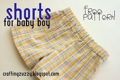 Patró pantalons bebé