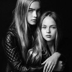 Niñas modelo rusas: Kristina Pimenova y Anastasia Bezrukova Sister Photography, Kids Fashion Photography, Children Photography, Young Models, Child Models, Studio Portraits, Family Portraits, Sister Poses, Kid Sister
